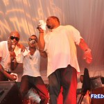 Teddy Riley, Wayne Brady, Blackstreet, Stevie J, Joseline, and more attend ATL Live on the Park