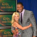 """Michael Strahan's First Day At Work As New Host of """"Live With Kelly and Michael"""""""