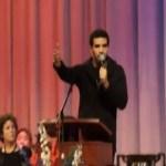 Video: Drake Gives Graduation Speech in Toronto