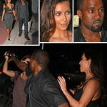 Kanye West Snaps On Paparazzi About Reggie Bush Questions