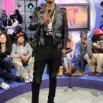 Photos: Wiz Khalifa Stops By BET's 106 & Park