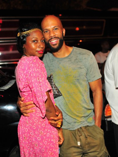 Serena Williams still dating Common