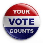 Election Day, YOUR Vote Matters!!!