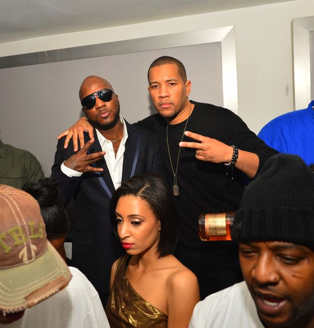 Young Jeezy and Guest