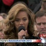 Video: Beyonce Sings National Anthem At Obama's Presidential Inauguration