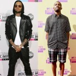 Chris Brown & Frank Ocean In Alleged Fight Outside LA Studio
