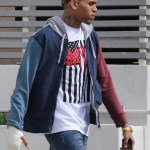 Chris Brown In Cast After Fight With Frank Ocean