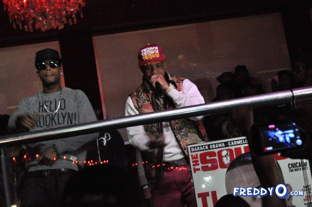 Photos: T.I., Young Dro & B.O.B. Take Over Open Mic Night ...
