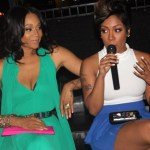 Mimi Faust Says K Michelle Is Violent & Hit Her With Flowers