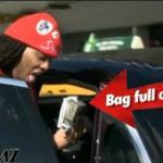 Video: Waka Flocka Bags Of Money In Airport