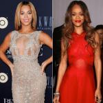 Rihanna Throwing Shade At Beyonce
