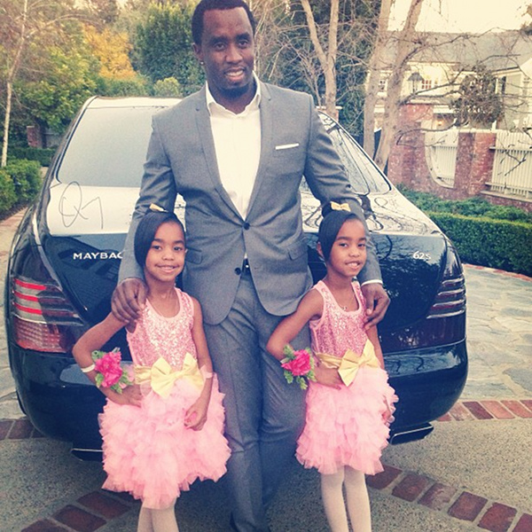 diddy-daughters