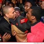 Chris Brown & Meek Mill Squash Beef