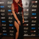 K. Michelle GOES OFF on Blogger at Love and Hip Hop Atlanta NYC Premiere Party!