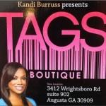 "Kandi Burruss Says ""I Do Not Have A Life Threatening Illness"" : Kandi Opens New TAGS Store"
