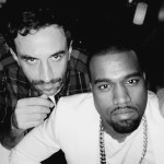 Kim Kardashian Concerned about Kanye West's Relationship with Riccardo Tisci, Creative Director at Givenchy