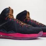 "Sneaker Release: Nike Lebron X ""Denim"""
