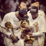 PHOTOS: Gabby Union, Drake, Sanaa Lathan, and More Celebrates Miami Heat's VICTORY