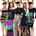 The women of R&B Divas Atlanta talk about the new season in Sheen's Sex, Money, and Power Issue!