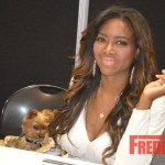 PHOTOS: Kenya Moore, New LIL Mo, Chanta Moore, Monifah, and Others Spotted at #EssenceFestival 2013