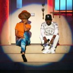 2013 BET Awards Performance: Kendrick Lamar Featuring Erykah Badu