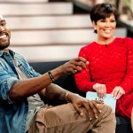 BABY PHOTO: Kanye West reveals first picture of North on Kris Jenner's Talk Show