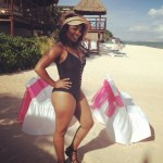 Did Atlanta Housewife Kandi Burruss Elope with Fiance' Todd in Mexico?