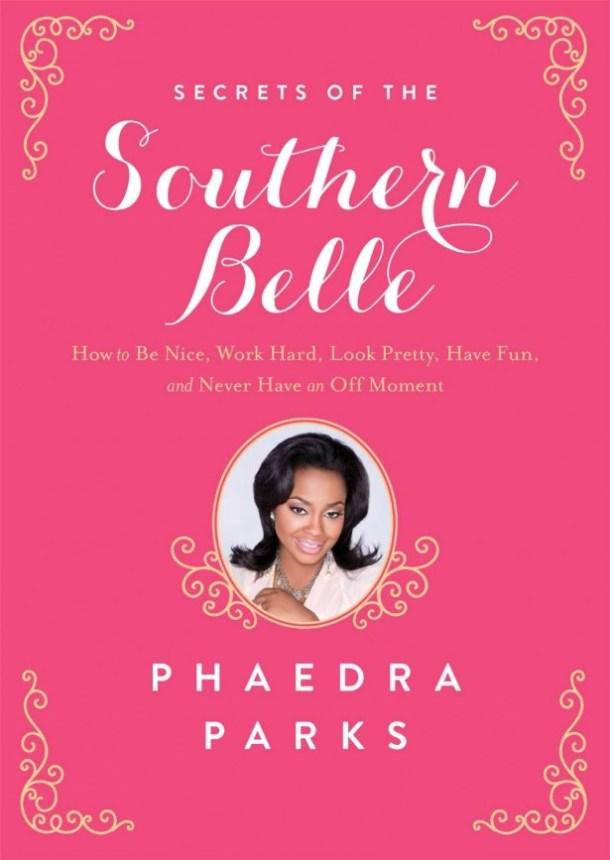 Pheadra Parks Book