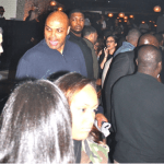 T.I., Jeezy, Charles Barkley, Yung Joc and Ming Lee Spotted at STK