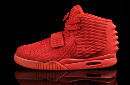 4fea578b6cf3d4 Kanye West s Nike Air Yeezy 2 s Red October Will Be Available Friday ...