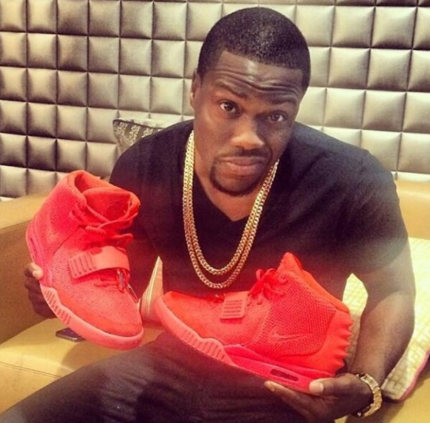 nike-air-yeezy-2-red-october-kevin-hart- Kanye West's new deal with ...