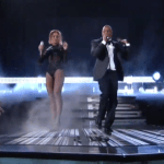 "VIDEO : Beyonce Performs ""Drunk In Love"" With Jay Z At The 2014 Grammy's"