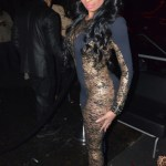#LHHATL Star Karlie Redd Spotted at Traxx Girls First Anniversary Party!