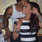 PHOTOS: #LHHA Mimi Faust & Nikko Spotted at Aurum and Premiere's Hot Sex On a Shower Rod!