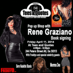 FreddyO Presents Celebrity Pop Up Shop with Mob Wives Rene Graziano, LHHATL Momma Dee, and Good Times Bern Nadette Stanis!