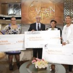 Queen Latifah Join Forces with United Negro College Fund for Deserving Student!