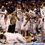 UCONN Huskies win NCAA title