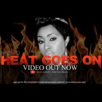 New Artist Alert: N'cho – The Heat Goes On #Video