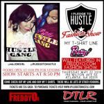 FreddyO Presents #IPledgetoHustle Celebrity Fashion Show!
