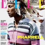 Pharrell Apologizes For Wearing Native American Headdress on the Cover of  'Elle UK'