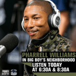Pharrell Predicts Grammy Win For Snoop Dog
