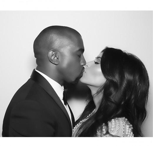 Kanye & Kim West