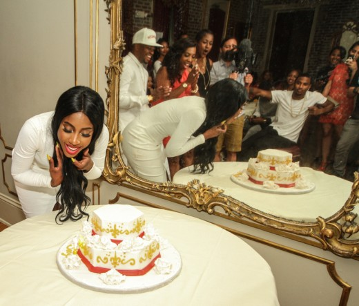 #EssenceFestival: Sevyn Streeter Celebrates Birthday With