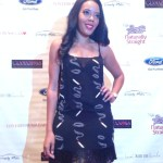 PHOTOS: @AngelaSimmons Spotted at #NolaCrawl Style Suite!