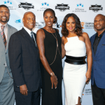 PHOTOS: Laila Ali, Lisa Lesli, Jalen Rose, and Stephen Smith Hosts Pre-ESPY Awards' American Federation for Children Event!