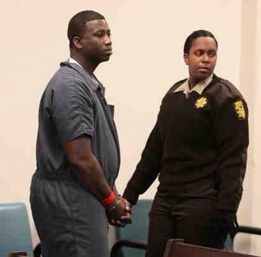 True Or False: Did Rapper Gucci Mane Kill Cellmate After Attempted