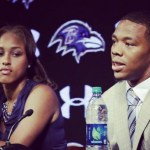 Janay Rice Blames Media After Ray Rice Loses Contract with Baltimore @Ravens!