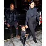 Kim Kardashian Responds To Accusations Of Fogetting North At Hotel!