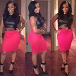 Toya Wright Calls Lil' Wayne's Relationship With Christina Milian A 'HOT MESS!'