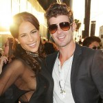 Robin Thicke and Paula Patton Spent Christmas Eve TOGETHER!